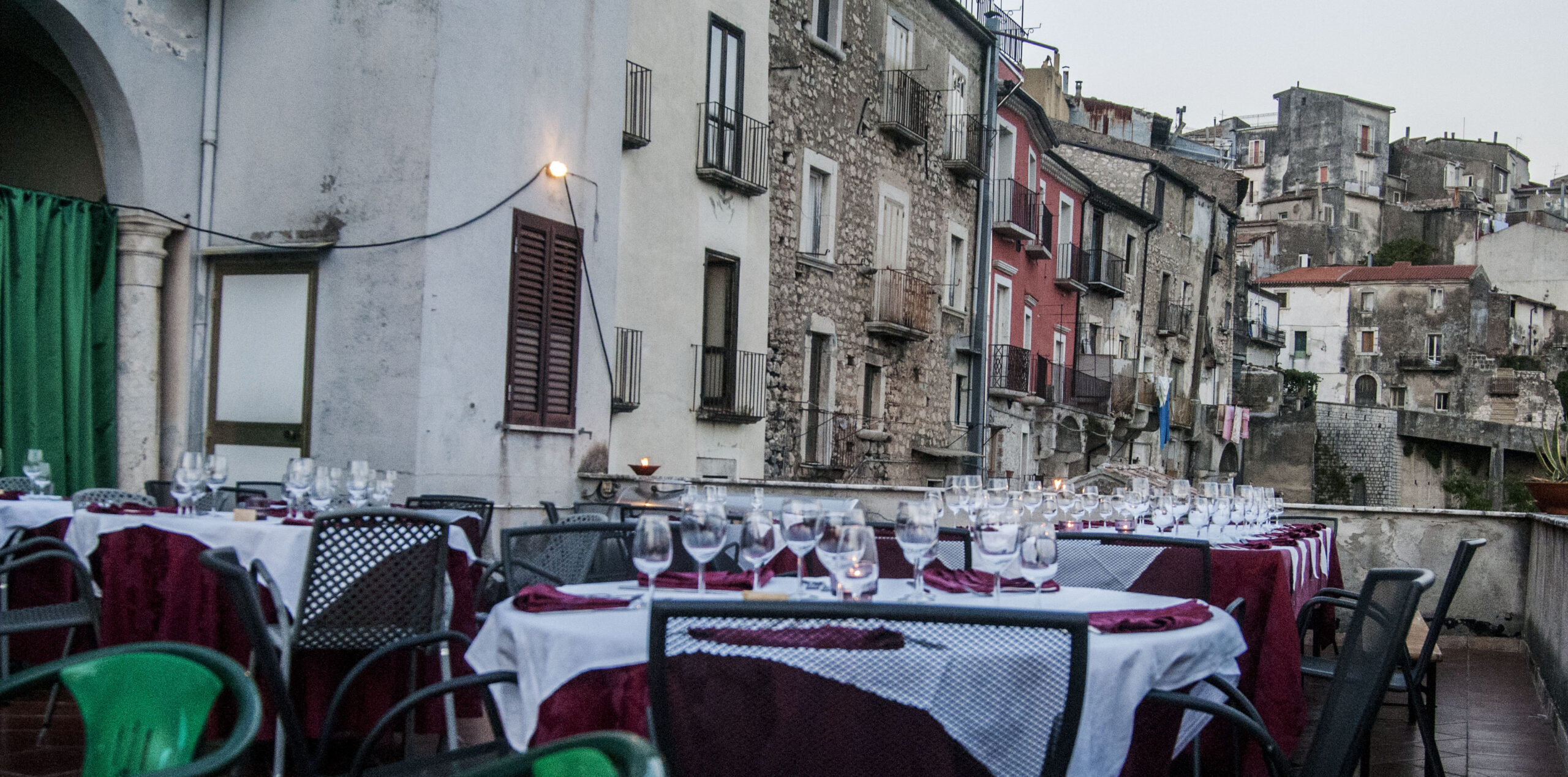 Osteria enoica on the road